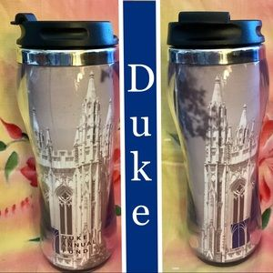 🎁NWT Duke University Annual Fund Thermal Tumbler